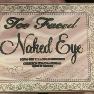 Other - Too faces naked eyeshadow palette